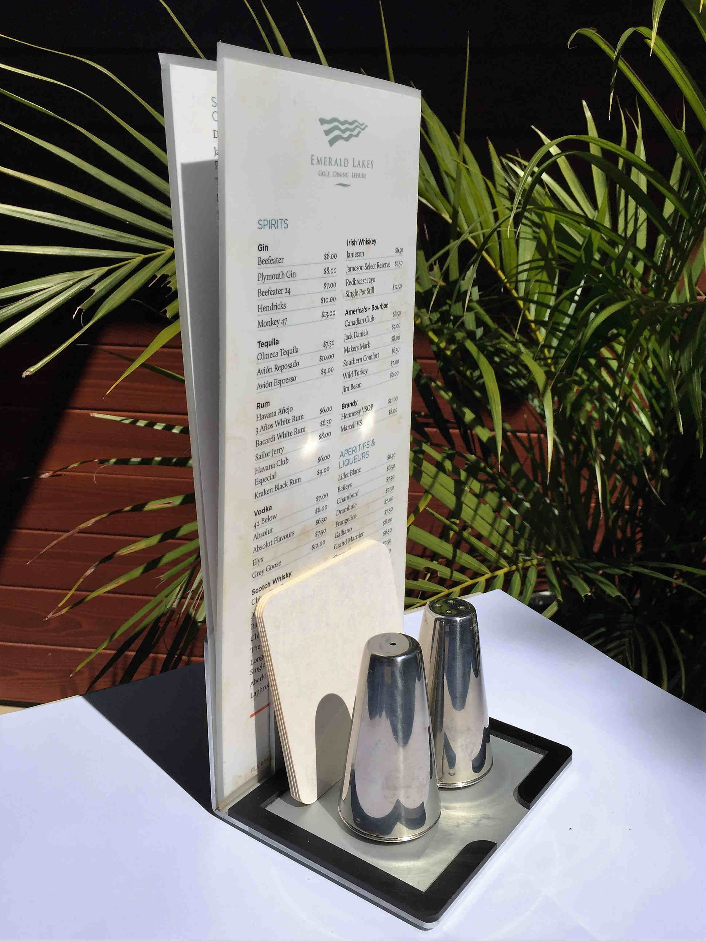 Aluminum Angle Stand Menu Display Stands Table Talkers